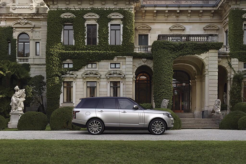 El Range Rover 2017 se actualiza y nace el primer SVAutobiography