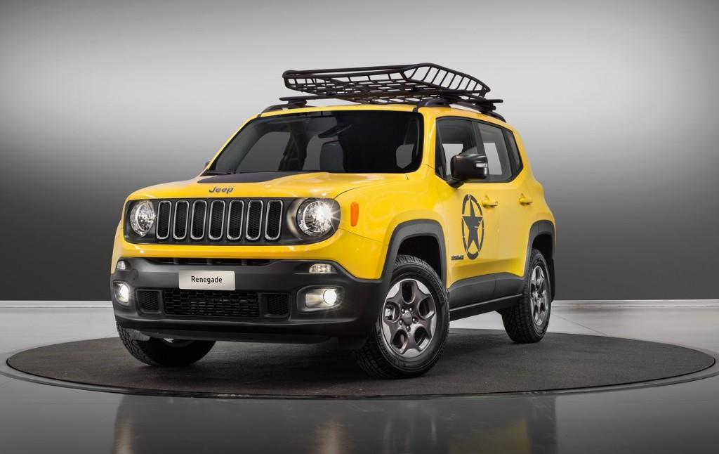 Los Jeep Renegade y Jeep Wrangler estrenan pack de accesorios Mopar