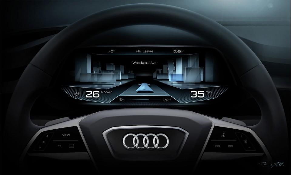 Los sistemas Audi Connect serán la referencia en conectividad en un futuro cercano