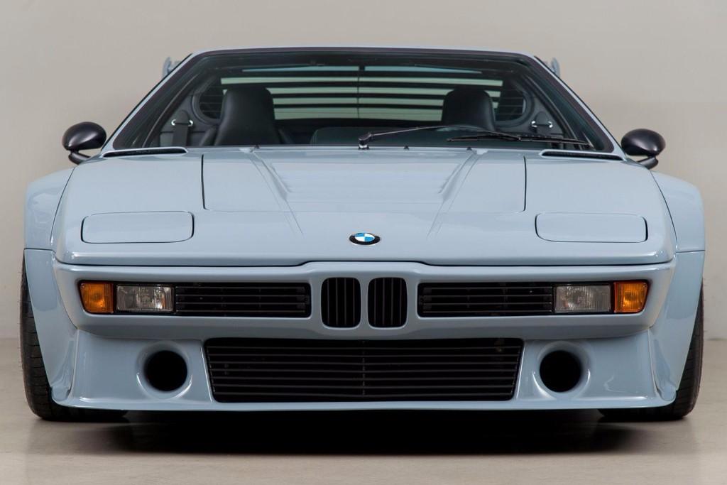 Este BMW M1 Procar restaurado es porno para los amantes de los clásicos