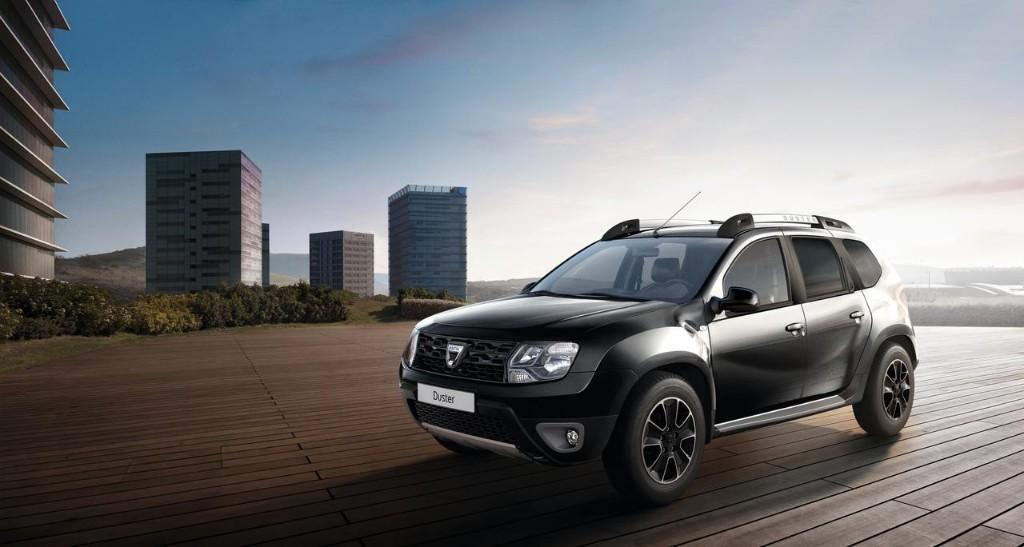 Dacia Duster Black Touch, un nuevo acabado alto de gama para Francia