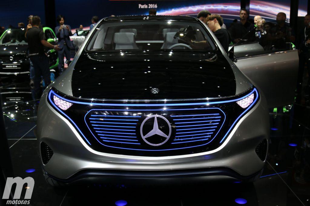 Generation EQ: adelanto de la nueva gama eléctrica EQ de Mercedes-Benz