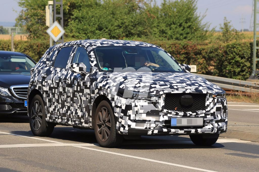 Mazda CX-5 2018, la nueva generación del SUV está cada vez más cerca