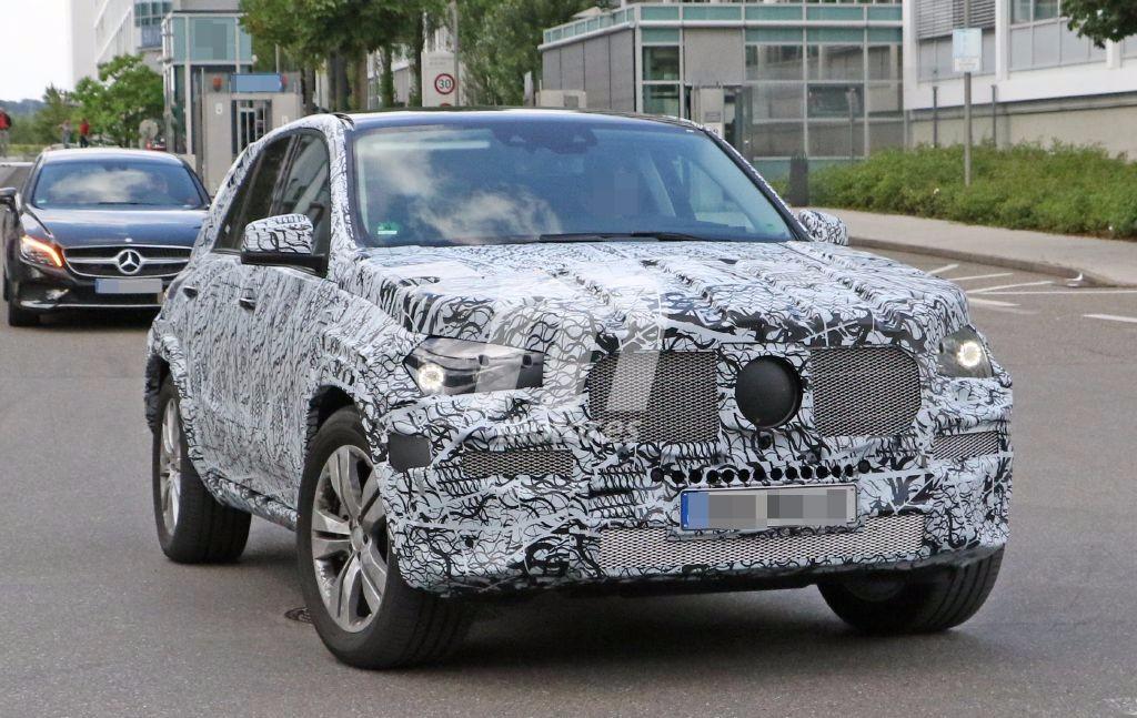 2018 Mercedes-Benz GLE (W167) 10