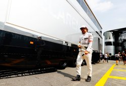 Alonso probará la última evolución de Honda y será sancionado
