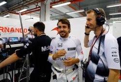 """Alonso: """"Queremos llegar ya a Australia 2017, sólo nos falta dar el último paso"""""""