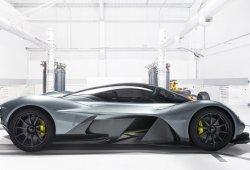Aston Martin recibe 450 pedidos para las menos de 150 unidades del AM-RB 001