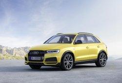 Audi Q3 2017, mínimas novedades para seguir al pie del cañón