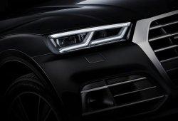 Audi presenta el frontal del nuevo Q5 en un nuevo nuevo teaser