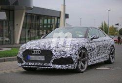 El nuevo Audi RS5 Coupe 2017 cazado con su carrocería definitiva