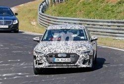 El Audi S7 Sportback 2018 es avistado por primera vez en Nürburgring