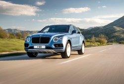 Bentley presenta el nuevo Bentayga Diesel, el SUV diésel más rápido del mundo