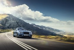 Bentley Flying Spur W12 S, el máximo lujo a 325 km/h