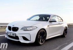 BMW M2 CS 2018: seis cilindros Twin-Turbo y 400 CV