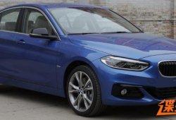 BMW Serie 1 Sedán, así es su gama en vivo