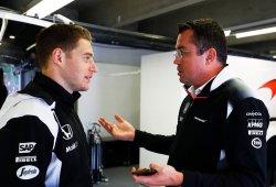 """Boullier: """"Vandoorne podrá beneficiarse de la experiencia de Button y Alonso"""""""