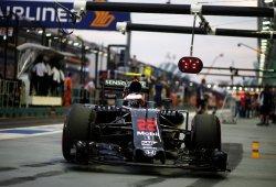 Button decidió abandonar por miedo a un accidente