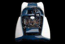 Los primeros prototipos del Corvette de motor central se vuelven a reunir