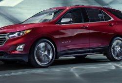 Chevrolet lanza el Equinox 2018, nueva plataforma e imagen para el SUV compacto