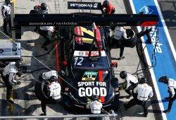 Juncadella pierde su podio, Wittmann también excluido