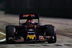 Kvyat recupera su mejor versión parando a Verstappen