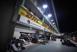Así te hemos contado los entrenamientos libres del GP de Singapur de F1