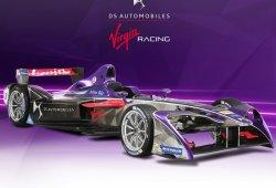 DS Virgin presenta su Fórmula E de cara a la 'Season Three'