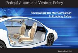 EEUU apoya aún más a los coches autónomos