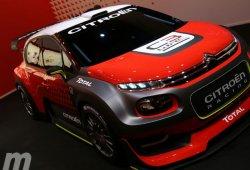 Los nuevos Citroën C3 WRC y Hyundai i20 WRC en París