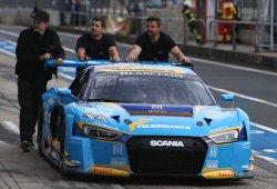 Cuatro sueños, Nürburgring y un título de la Endurance Cup