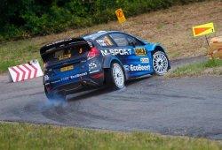 Eric Camilli quiere brindar un buen Tour de Corse a M-Sport