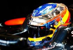 "Fernando Alonso, ""contento"" por haber entrado en Q3"