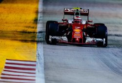 Ferrari cree que no se equivocó con la estrategia de Räikkönen