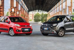 El nuevo Fiat Panda 2017 se presenta con una imagen y gama renovada