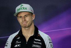Hülkenberg niega su marcha a Renault y Force India insiste en que Pérez se queda