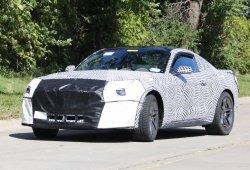 El Ford Mustang 2018 empieza su etapa de pruebas