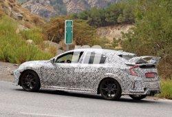 El nuevo Honda Civic Type-R de décima generación se deja ver en España
