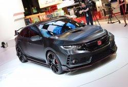 El nuevo Honda Civic Type R Prototype irrumpe en el Salón de París 2016