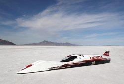 Récord: Honda supera los 421 km/h con el pequeño motor del S660