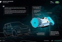 Jaguar y Land Rover revolucionan su cambio con la nueva transmisión TRANSCEND