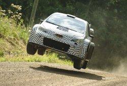 Hänninen y Lappi suenan con fuerza para ser pilotos Toyota