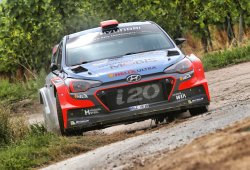 Lista de inscritos del Rally RACC de Catalunya del WRC