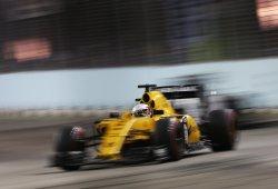 Magnussen da a Renault su segundo resultado en los puntos del año