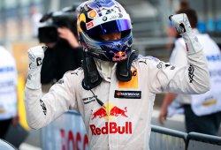 Marco Wittmann busca cerrar el título del DTM en Hungría