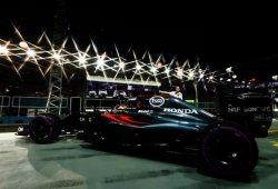 McLaren-Honda gastará en Sepang sus últimos tokens
