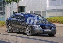 Los nuevos cambios del Mercedes-Benz Clase S 2017 al detalle (actualizado)