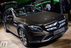 Mercedes Clase E All-Terrain: la versatilidad y elegancia unidas de la mano