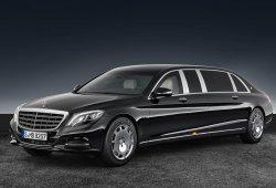 Mercedes-Maybach S 600 Pullman Guard: 5,1 toneladas de puro lujo y protección