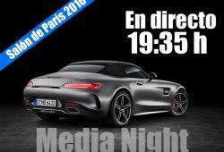 Salón de París: Mercedes Media Night, adelanto de sus novedades en directo