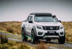 Nissan Navara EnGuard, un prototipo pick-up al rescate de emergencias
